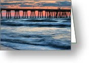 Wilmington Greeting Cards - Drama Class Greeting Card by JC Findley
