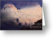 Grand Canyon Greeting Cards - Drama Greeting Card by Viktor Savchenko