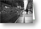 Manhattan Photo Greeting Cards - Dreamy Manhattan  Greeting Card by Zarija Pavikevik