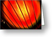 Water Framed Prints Posters Greeting Cards - Driven To Flames Greeting Card by Jerry Cordeiro