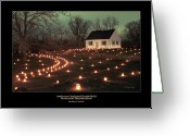Antietam Greeting Cards - Dunker Church 07 Greeting Card by Judi Quelland