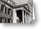 Rochester Ny Greeting Cards - Eastman House - E Greeting Card by Wayne Sheeler