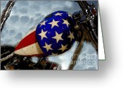 Strips Greeting Cards - Easy Rider Greeting Card by David Lee Thompson
