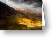 Beautiful Image Greeting Cards - Eden Greeting Card by Ian David Soar