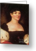 (first Lady) Greeting Cards - Elizabeth Monroe Greeting Card by Photo Researchers