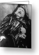 Weimar Greeting Cards - Emil Jannings (1884-1950) Greeting Card by Granger