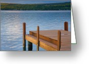 Acrylic Print Greeting Cards - End of Summer III Greeting Card by Steven Ainsworth