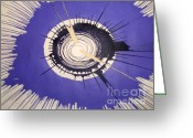 Beautifully Greeting Cards - Energy I Greeting Card by Luz Elena Aponte