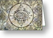 Ptolemaic Greeting Cards - Enlightened 2 Greeting Card by Angelina Vick