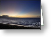 Photgraphy Greeting Cards - Eternal Light Greeting Card by Rosy Kueng
