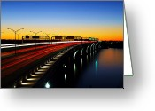 Potomac River Greeting Cards - Everything is Extraordinary Greeting Card by Mitch Cat