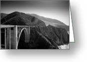 California Greeting Cards - Explore Greeting Card by Mike Irwin