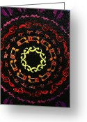 Realize Greeting Cards - Eye for Music Greeting Card by Sean Ward