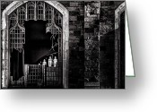 Church Photo Greeting Cards - Faith Greeting Card by Bob Orsillo
