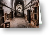 Historic Landmark Greeting Cards - Fear Factor Greeting Card by Andrew Paranavitana