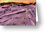 Suffolk County Greeting Cards - Fire Island Greeting Card by JC Findley