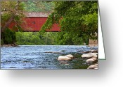 Bill Wakeley Photography Greeting Cards - Fishin Greeting Card by Bill  Wakeley