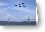 Bonnes Eyes Fine Art Photography Greeting Cards - Flying High Greeting Card by Bonnes Eyes Fine Art Photography