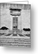 Cities Greeting Cards - Folger Theatre I Greeting Card by Steven Ainsworth