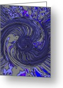 Donation Greeting Cards - Force Of Nature Greeting Card by Tim Allen