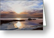 Rick Mckinney Greeting Cards - Forgotten Coast Greeting Card by Rick McKinney