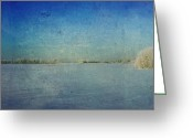 Edmonton Photographer Prints Greeting Cards - Forty Below  Greeting Card by Jerry Cordeiro