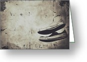 Window Prints Posters Greeting Cards - Foster The Kicks Greeting Card by Jerry Cordeiro