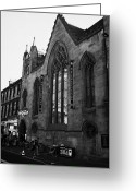 Martyrs Greeting Cards - Frankenstein Pub Formerly A Martyrs Free Church Then Reformed Presbyterian Congretation Edinburgh S Greeting Card by Joe Fox
