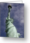 C Casch Greeting Cards - Freedom Greeting Card by C Casch