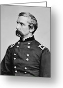 Store Digital Art Greeting Cards - General Joshua Chamberlain  Greeting Card by War Is Hell Store
