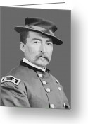 Civil Greeting Cards - General Sheridan Greeting Card by War Is Hell Store