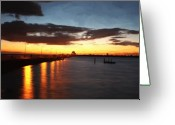 Hyper-realism Greeting Cards - GleamingDusk Greeting Card by Jon Gajewski