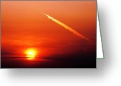 Good Morning Greeting Cards - Good Morning Sunshine Greeting Card by Andee Photography