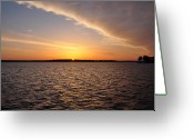 Morn Greeting Cards - Good Morning Sunshine Greeting Card by Bill Cannon