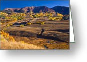 Colorado Photographers Greeting Cards - Gothic View Greeting Card by Paul Gana