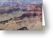 Polyptych Greeting Cards - Grand Canyon Colorado River Page 6 of 8 Greeting Card by Gregory Scott