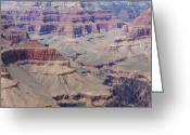 Polyptych Greeting Cards - Grand Canyon Colorado River Page 7 of 8 Greeting Card by Gregory Scott