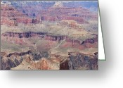 Polyptych Greeting Cards - Grand Canyon Colorado River Page 8 of 8 Greeting Card by Gregory Scott