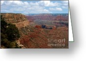 Equine Greeting Cards - Grand Canyon Greeting Card by The Kepharts