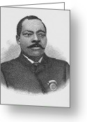 Black History Greeting Cards - Granville Woods, Us Inventor Greeting Card by Schomburg Center For Research In Black Culturenew York Public Library