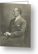 Laureates Greeting Cards - Guglielmo Marconi, Radio Inventor Greeting Card by Science, Industry & Business Librarynew York Public Library