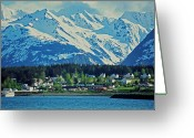 Natur Greeting Cards - Haines - Alaska Greeting Card by Juergen Weiss