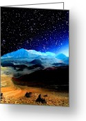 Sky Studio Greeting Cards - Haleakala Sunrise Greeting Card by Kevin Smith