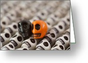 Love Greeting Cards - Happy Halloween Greeting Card by Mike Herdering