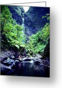 Na Pali Coast Kauai Greeting Cards - Harmony Greeting Card by Kevin Smith