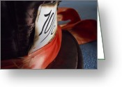 Mad Hatter Photo Greeting Cards - Hat Price Greeting Card by James McGuine