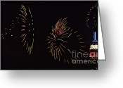 4th July Greeting Cards - Have a Fifth on the Fourth Greeting Card by Susan Candelario