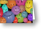 Nice Day Greeting Cards - Have a Nice Day Greeting Card by Robert Meanor