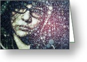 Featured Greeting Cards - Having Some #fun With #percolator :3 Greeting Card by Maura Aranda