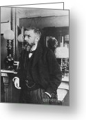 Jules Photo Greeting Cards - Henri Poincare, French Polymath Greeting Card by Science Source